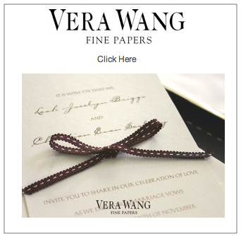 View Vera Wang Wedding Invitations OnLine