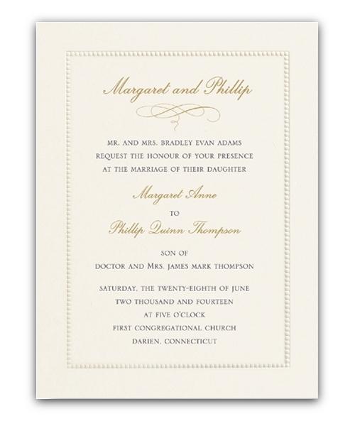Wedding invitations ireland wedding stationery classic ecru move filmwisefo