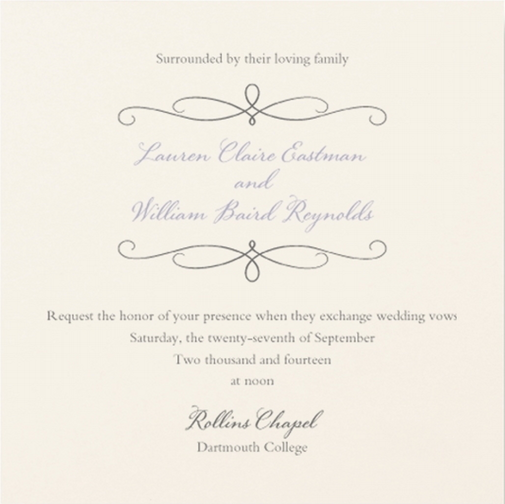 Modern wedding invitations ireland