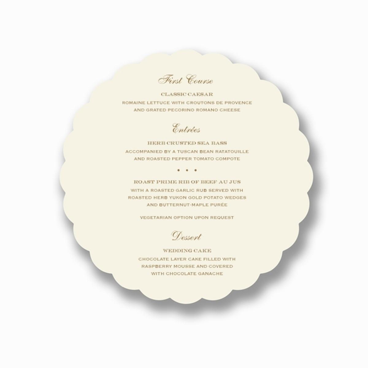 Wedding Invitations Ireland & Wedding Stationery - Larger